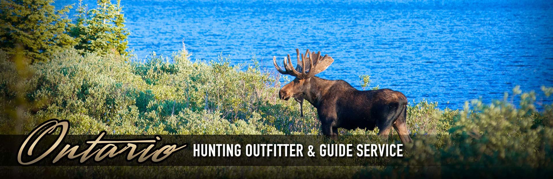 Ontario Hunting Guide Services by Lac Seul Lodge